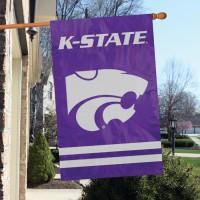AFKSS Kansas State 44x28 Applique Banner
