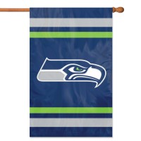 AFSE Seahawks 44x28 Applique Banner