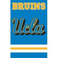 AFUCLA UCLA 44x28 Applique Banner