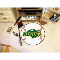 North Dakota State University Baseball Rug
