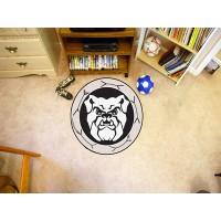 Butler University Soccer Ball Rug
