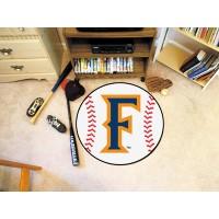 Cal State - Fullerton Baseball Rug