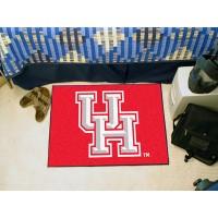 University of Houston Starter Rug