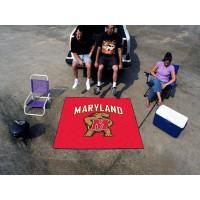 University of Maryland Tailgater Rug