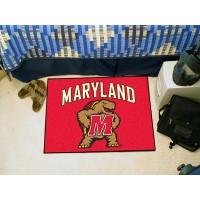 University of Maryland Starter Rug