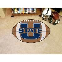 Utah State University Football Rug
