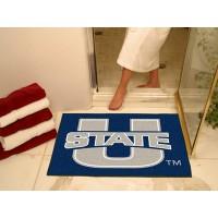 Utah State University All-Star Rug