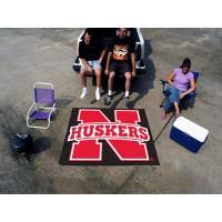 University of Nebraska Tailgater Rug