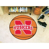 University of Nebraska Basketball Rug