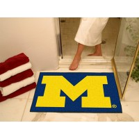 University of Michigan All-Star Rug