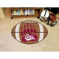 University of Montana Football Rug