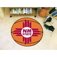 New Mexico State University Basketball Rug