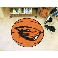 Oregon State University Basketball Rug