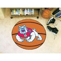 Fresno State Basketball Rug