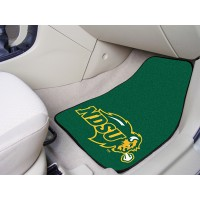 North Dakota State University 2 Piece Front Car Mats