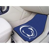 Penn State  2 Piece Front Car Mats