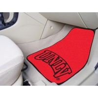UNLV University of Nevada Las Vegas 2 Piece Front Car Mats