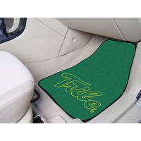 College of William & Mary 2 Piece Front Car Mats
