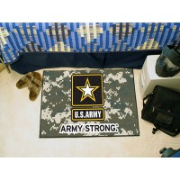 ARMY Starter Rug