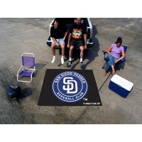MLB - San Diego Padres Tailgater Rug