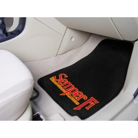 MARINES 2 Piece Front Car Mats