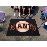 MLB - San Francisco Giants Tailgater Rug