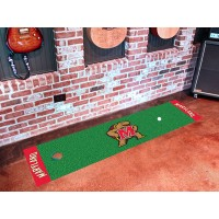 University of Maryland Golf Putting Green Mat