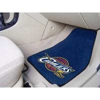 NBA - Cleveland Cavaliers 2 Piece Front Car Mats