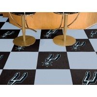 NBA - San Antonio Spurs Carpet Tiles