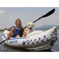Sea Eagle 330 Inflatable Kayak Deluxe Package