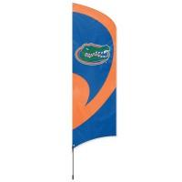 TTUF Florida Tall Team Flag with pole