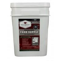 Wise Foods Entrée Only Grab & Go Bucket - 60 Serving
