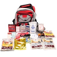 Wise Foods 5 Day Survival Back Pack Red