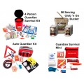 Guardian Family Preparedness Package w/ Food Storage - PPK4