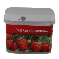 Fruit Bucket of Preparedness Seeds by Guardian - PSFR