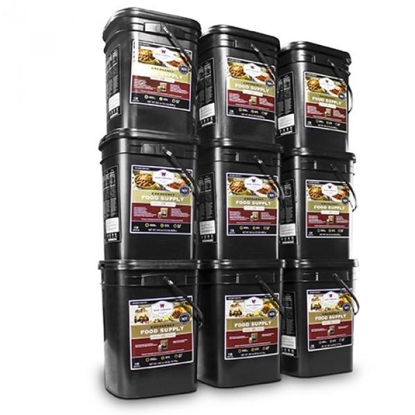 1080 Servings of Wise Emergency Food Storage