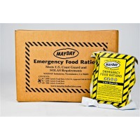 Mayday Emergency Food Ration 1200 Calorie Food Bar-36cs
