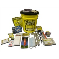 Mayday Deluxe Emergency Honey Bucket Kit - 1 Person