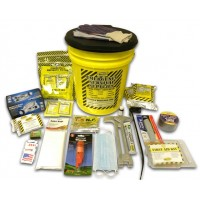 Mayday Deluxe Emergency Honey Bucket Kit - 2 Person