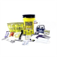 Mayday Deluxe Emergency Honey Bucket Kit - 3 Person