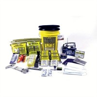 Mayday Deluxe Emergency Honey Bucket Kit - 4 Person