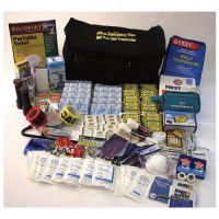 Mayday Deluxe Office Emergency Kit -10 Person - OEK10-WH