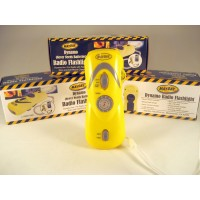 Mayday Little Giant AM-FM Dynamo Radio/ Flashlight/ Cell Charger