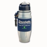 Seychelle 28oz Flip Top Water Filtration Bottle