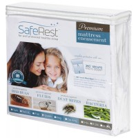 SafeRest Premium Bed Bug Proof Mattress Encasement