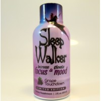 Sleep Walker - is Not For Sleeping - Increase Focus & Elevate Mood (Grape)(1ea)(2oz)(Samples)