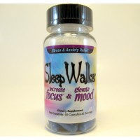 Sleep Walker - is Not For Sleeping - Increase Focus & Elevate Mood (60ea)(Capsules)