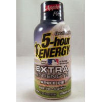5-Hour Energy Extra Strength - Apple Pie - Sugar Free (Samples)