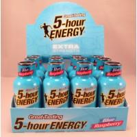 5 Hour Energy Blue Raspberry Extra Strength 5-hour ENERGY Shot (12)