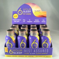 6 Hour Sleep - The Revolution of Rest - Sleep Better Tonight - Zero Calories